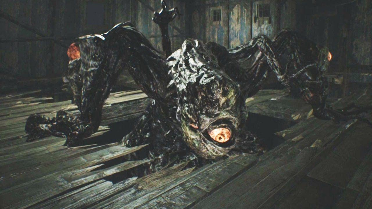 Resident Evil 7 All Boss Fights All Bosses Resident Evil