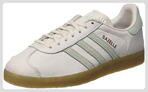adidas Damen Gazelle Sneakers, Weiß (Vintage White/Vapour ...
