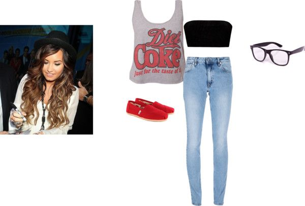 """""""Coke"""" by heyitscassie101 on Polyvore"""