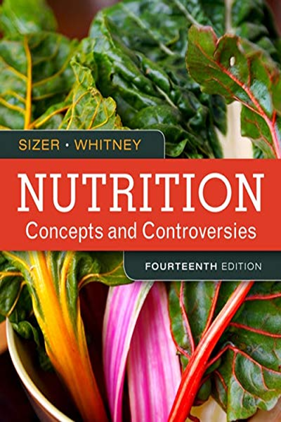 Nutrition Concepts and Controversies Standalone book by