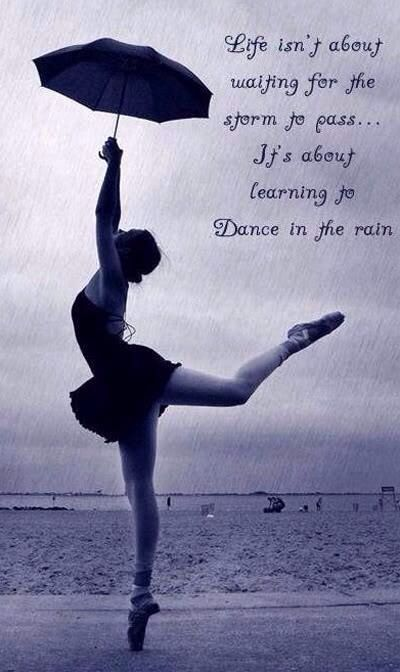 Image result for dance quotes in the rain