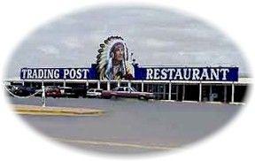 Cherokee Trading Post, Clinton, Oklahoma