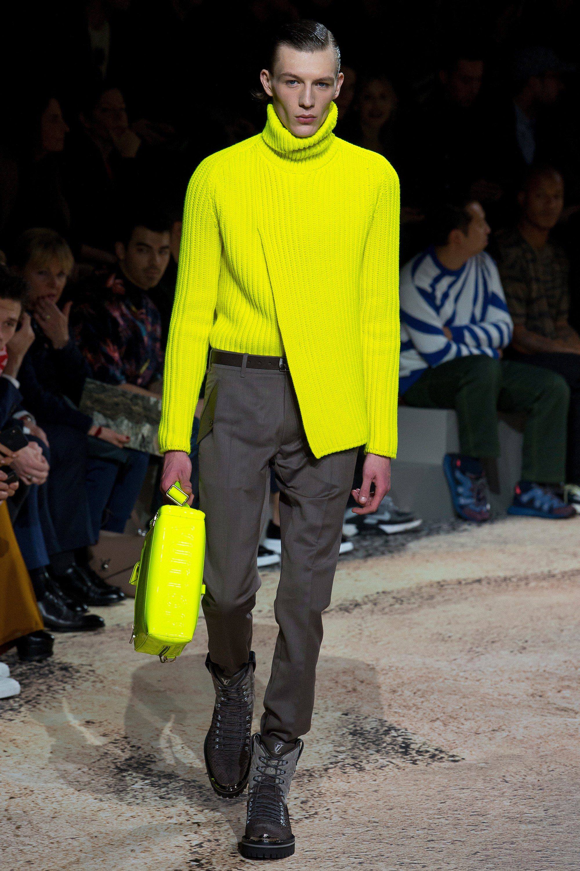 Louis Vuitton Fall 2018 Menswear Fashion Show in 2019 ...