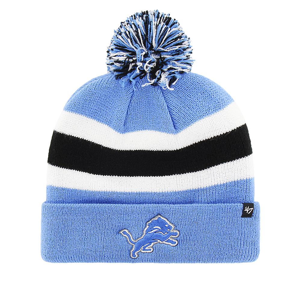 0d911b233 Officially Licensed NFL Breakaway Beanie with Pom Pom by '47 Brand - Lions