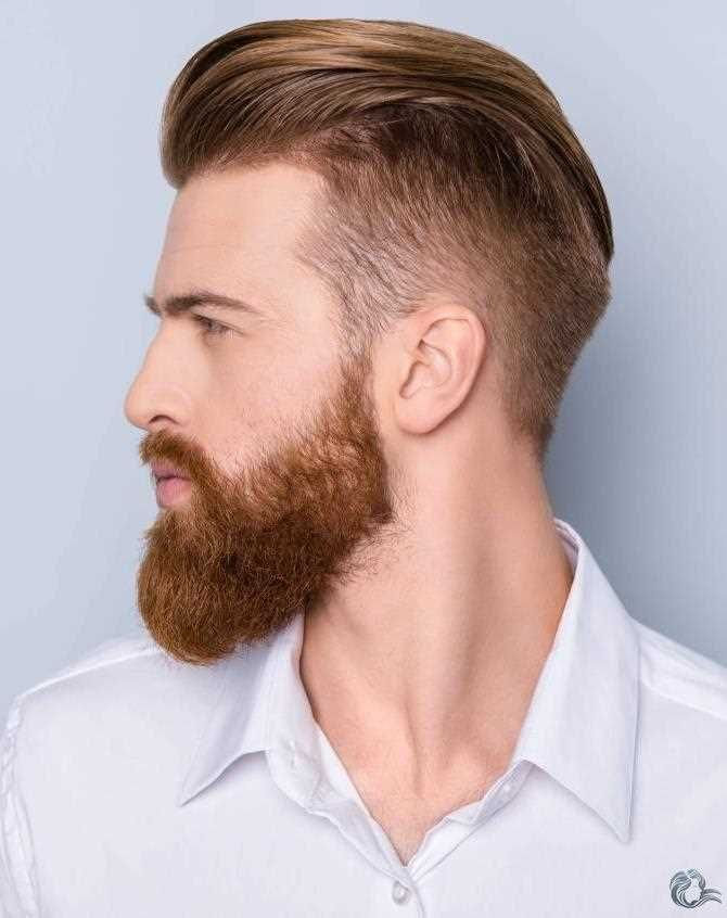 Best 30 Hairstyles for Men with Beards 2019