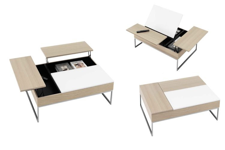 Functional Coffee Table By BoConcept