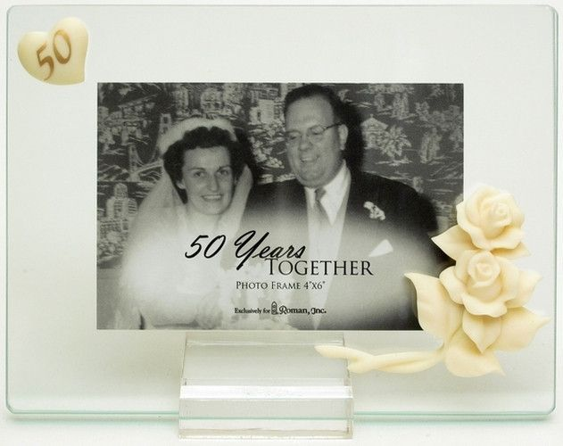 Roman 50th Anniversary Frame | Roman, Anniversaries and Products