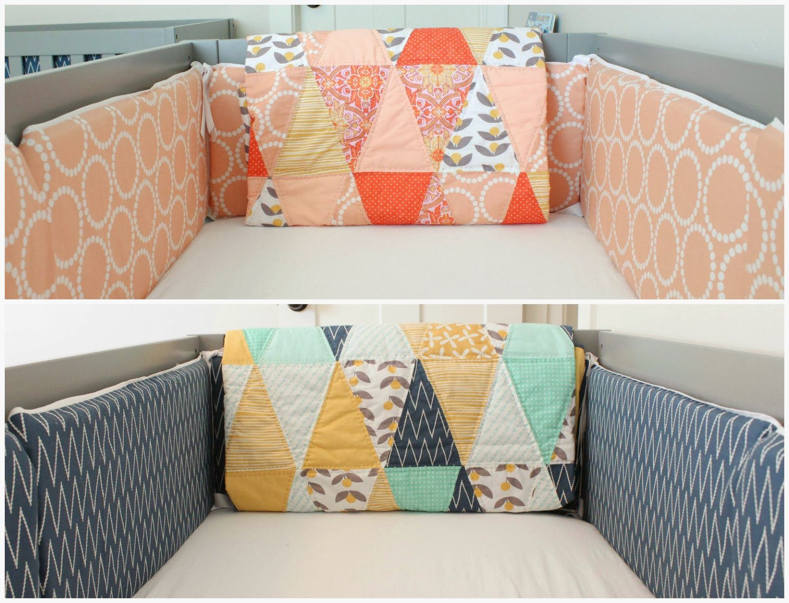 Russell & Camille: A Gender Neutral TWIN Nursery! | Quilting ...