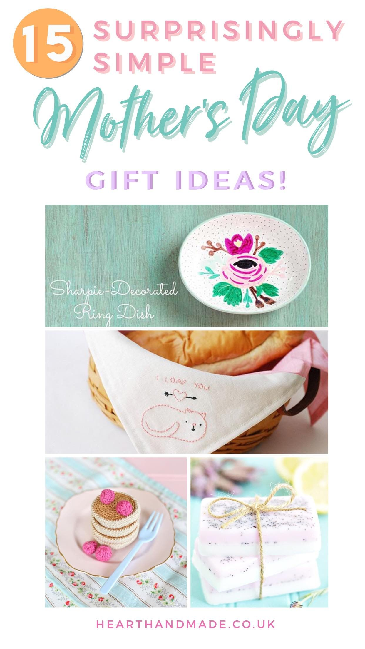 15 last minute mothers day diy projects mothers day