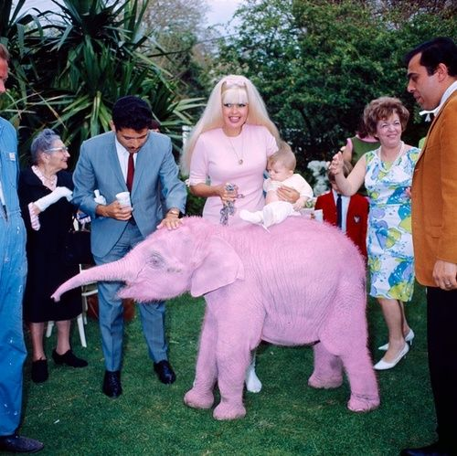 Jayne threw a grandeous birthday party for one of her for How many children did jayne mansfield have