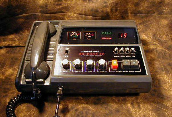 Radio Shack Base Cb Radios Radio Shack Radio Citizens Band Radio