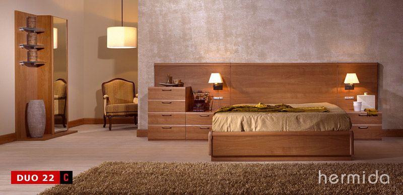 DUO 22 - Bedroom furniture C