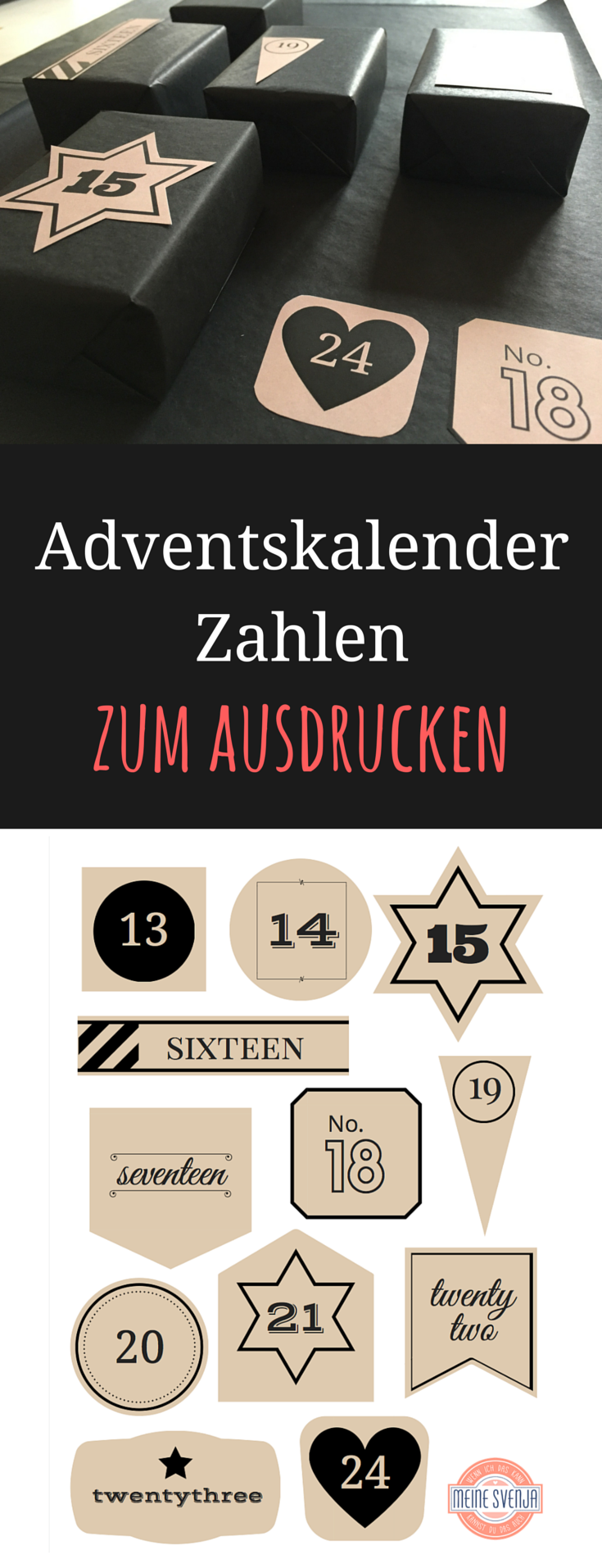 adventskalender zahlen zum ausdrucken vorlage advent calendar and advent. Black Bedroom Furniture Sets. Home Design Ideas