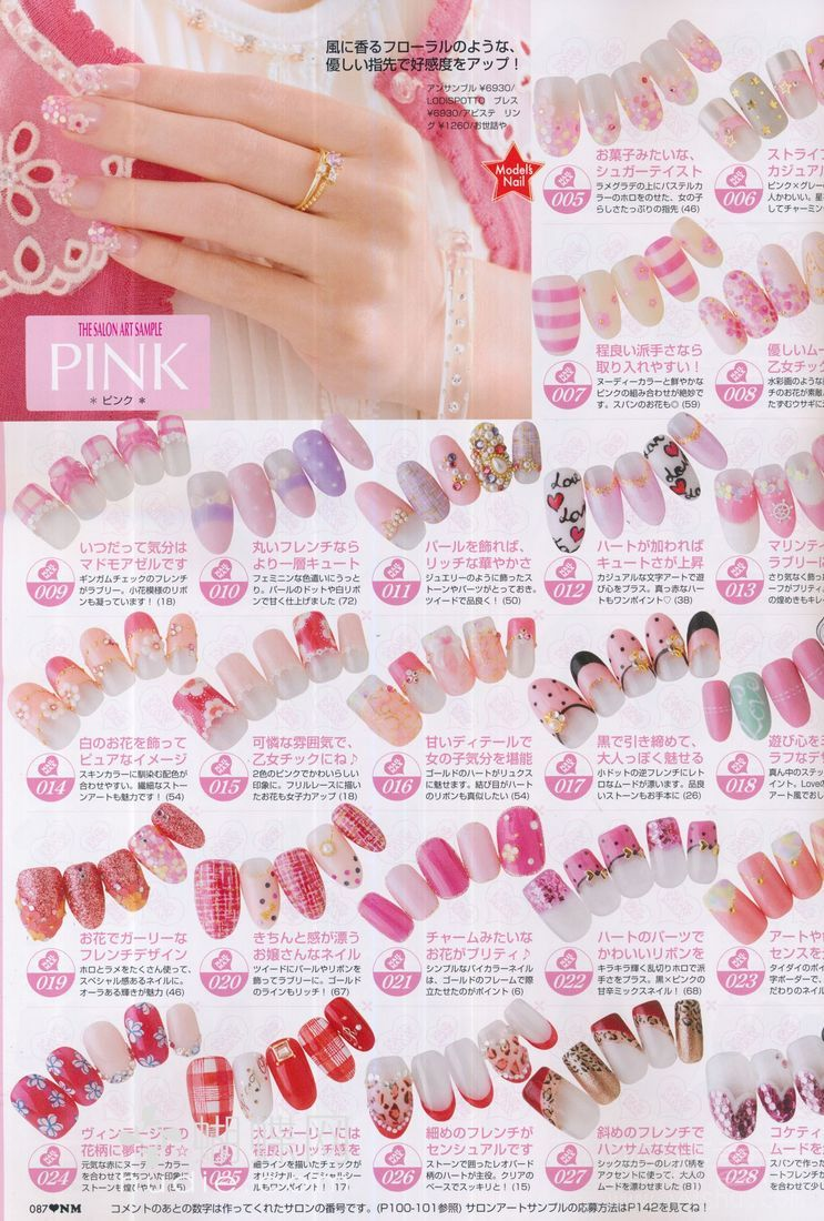 Ideas about japanese nail art on pinterest - Nail Art Japanese
