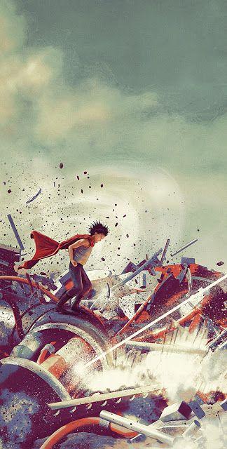 coolart akira diptych prints by chris skinner superheroes