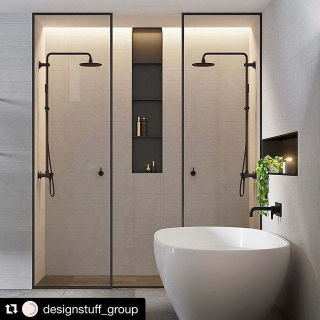 COCOON Modern Shower Room Design Inspiration Bycocoon.com