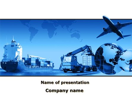 Fesselnd Http://www.pptstar.com/powerpoint/template/delivery Service On The Sea Earth And Air/  Delivery Service On The Sea, Earth And Air Presentation Template