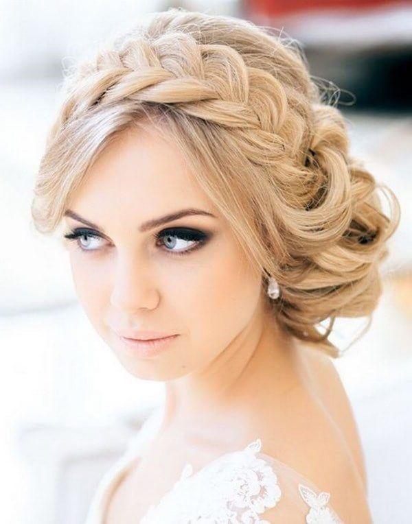 Peinados griegos para boda