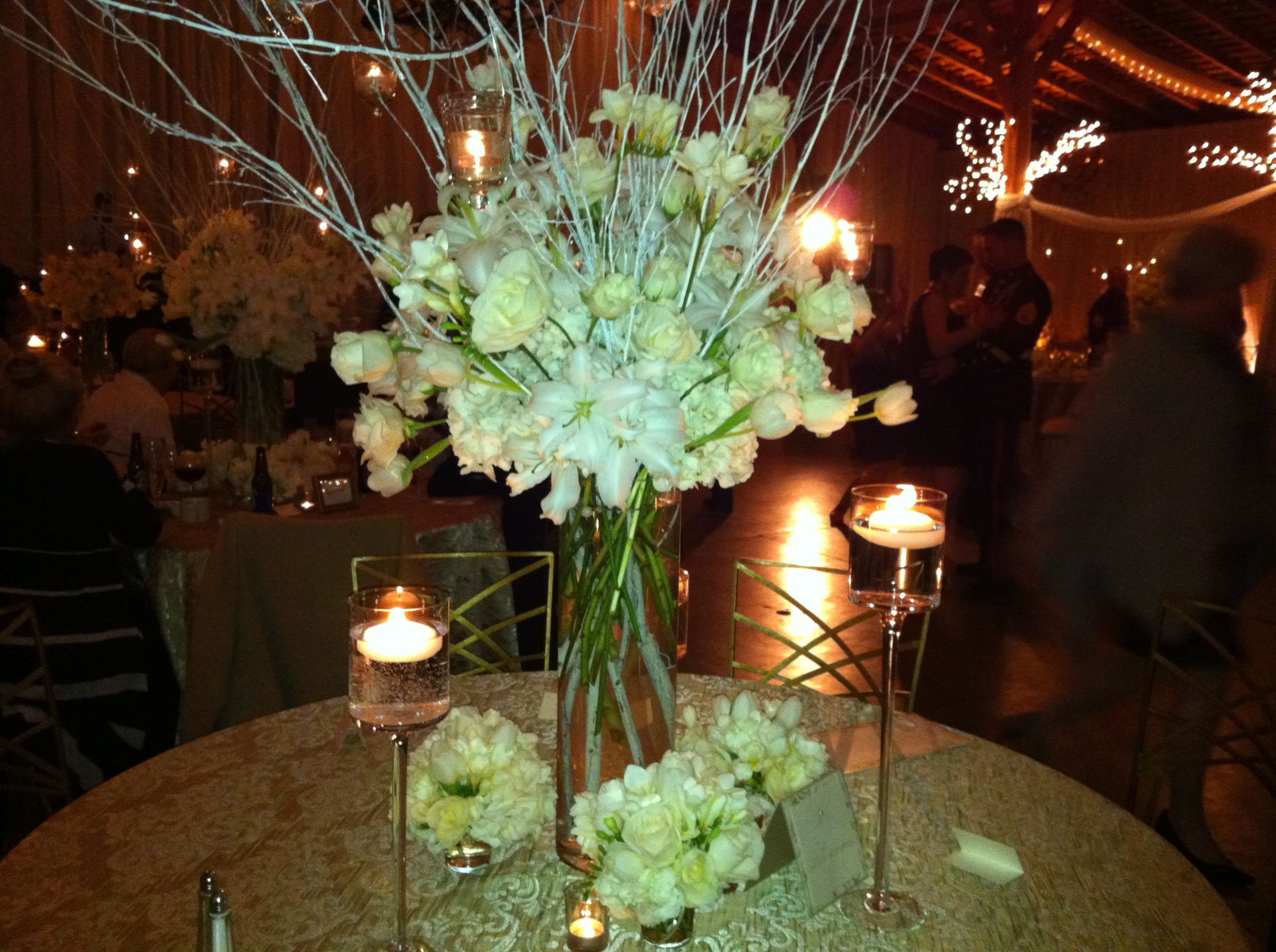 February Wedding Centerpieces Wedding Ideas