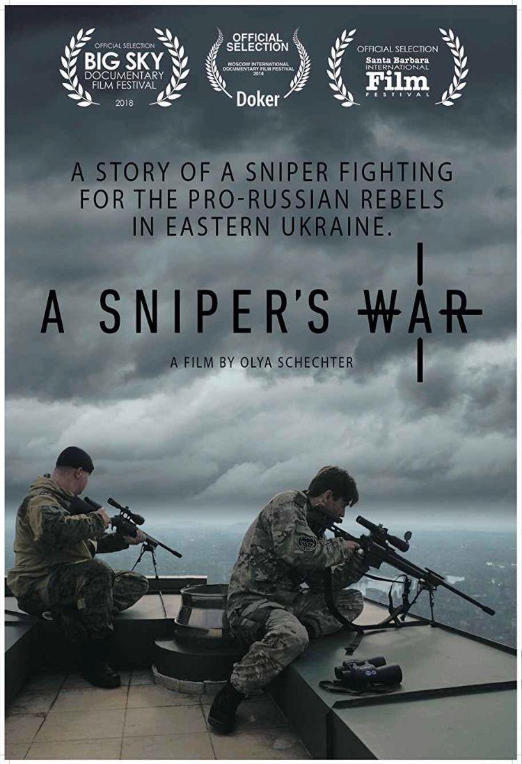 A Sniper's War English movies, Movie subtitles, War