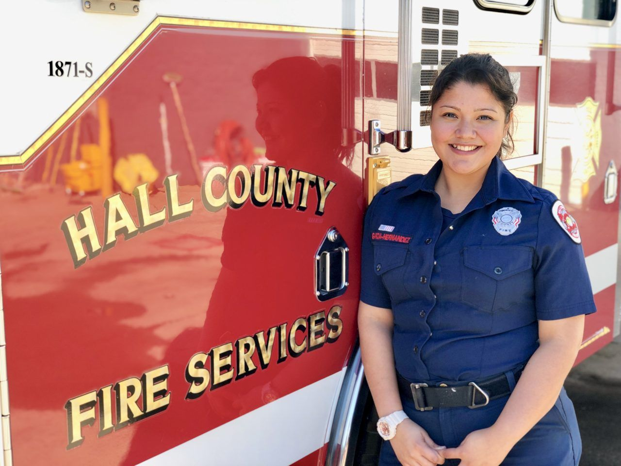 Faces of Hall County Noemi Garcia (With images) How to