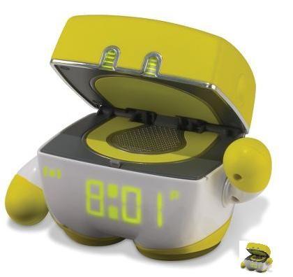 cool alarm clock