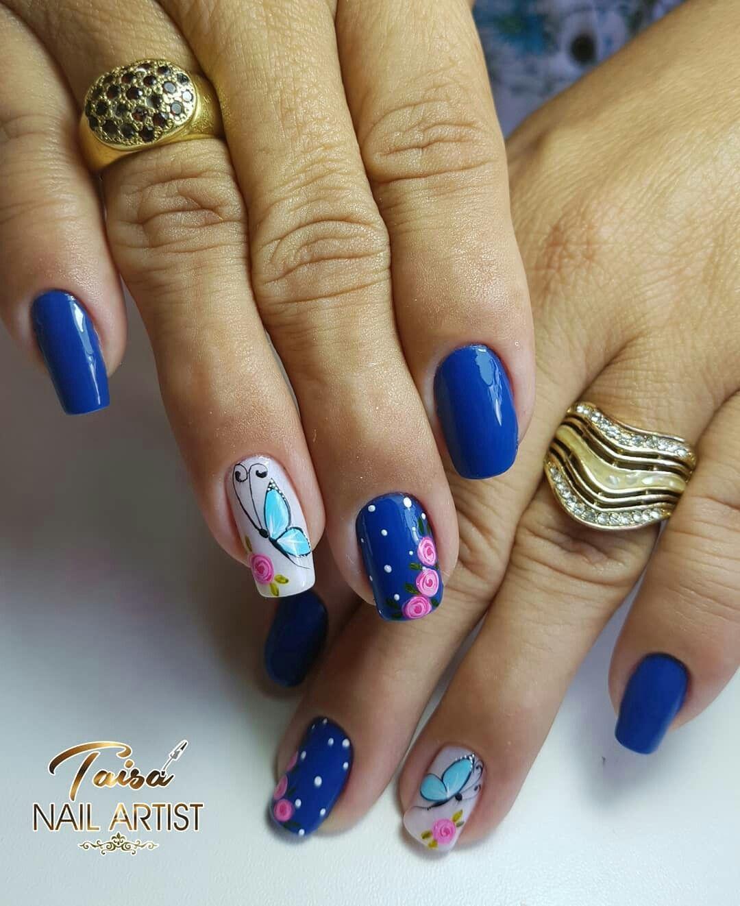 Pin by Raul Salinas on Diseños de uñas | Pinterest | Manicure ...