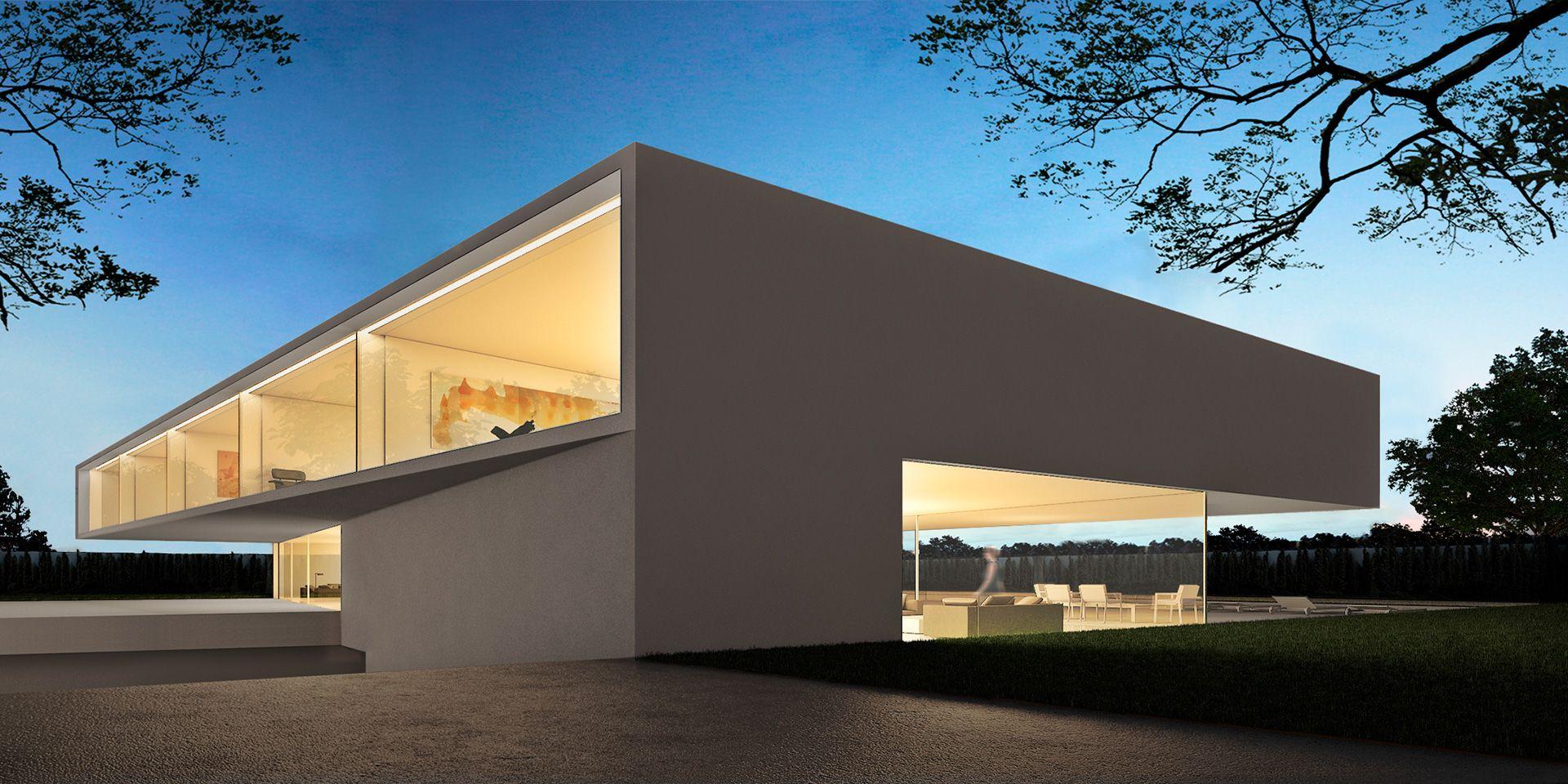 Mdj fran silvestre arquitectos valencia 002 houses - Arquitectos casas modernas ...