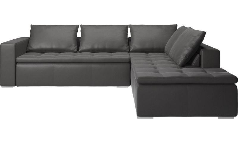 Open end sofa example (Mezzo- Boconcept) | Interior Design ...