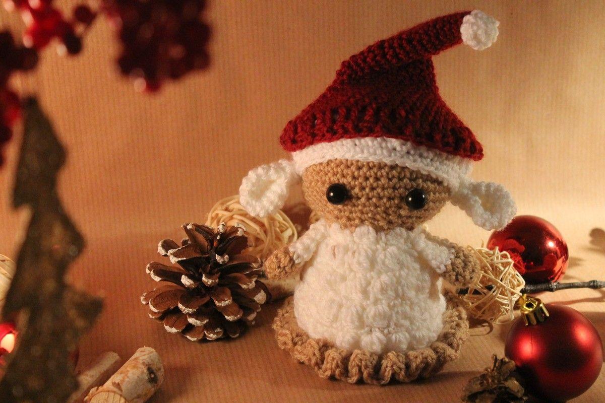 Kostenlose Häkelanleitung - Weihnachtslämmchen - einfach ...