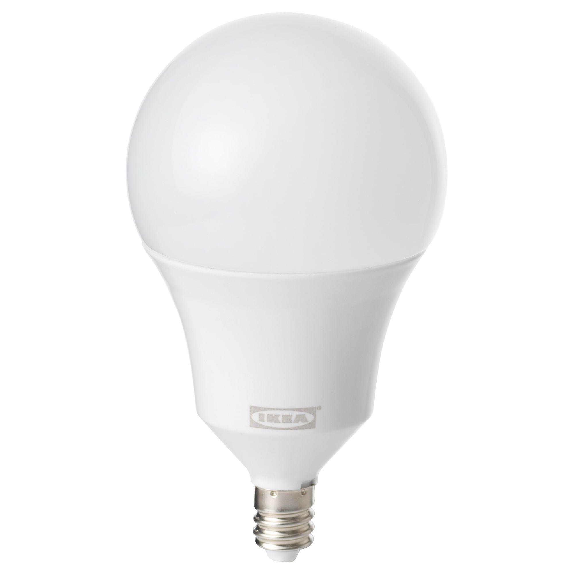 TRÅDFRI Ampoule DEL E12 600 lumens, variateur d'intensité