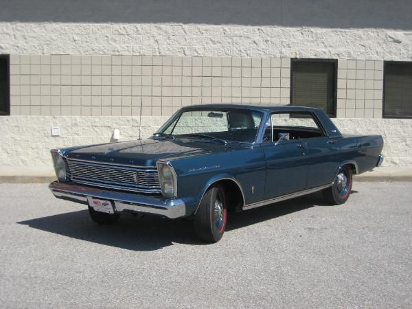 Mp 65 R Code 4 Door Ford Galaxie Ford Galaxie 500 Galaxie