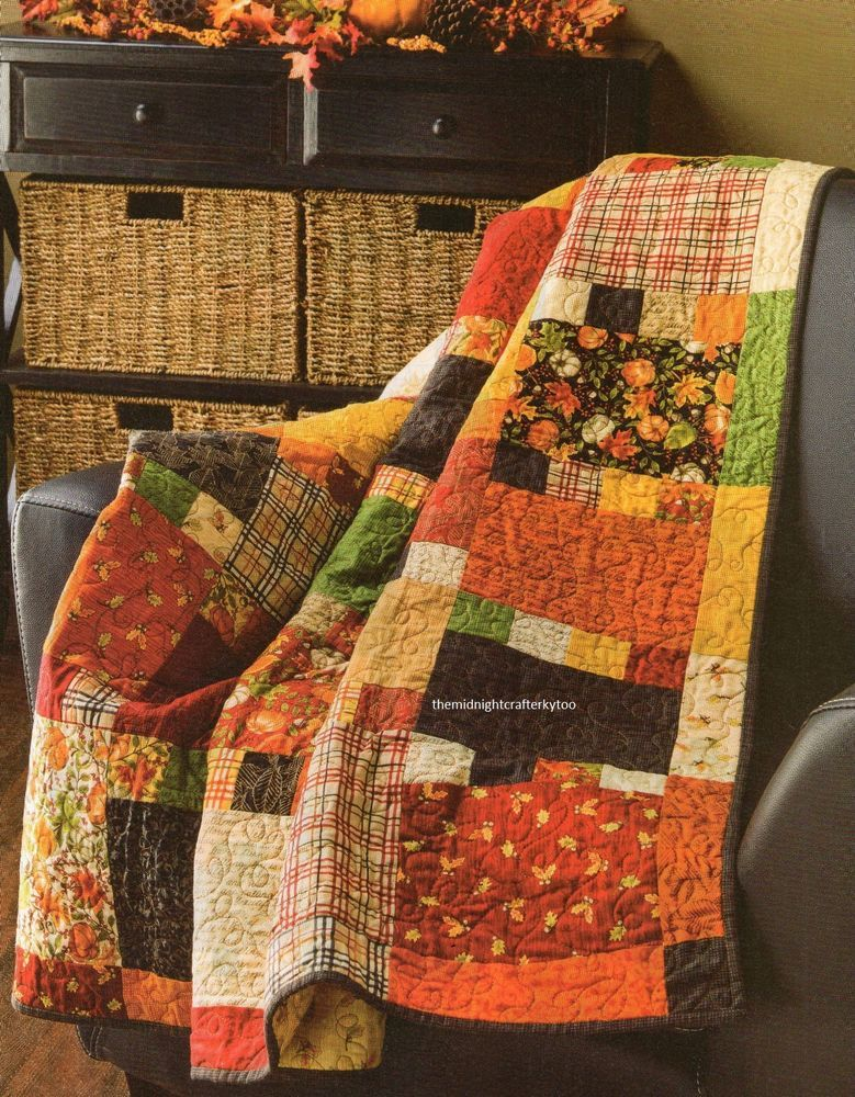 Pin On Autumn Fall Quilts