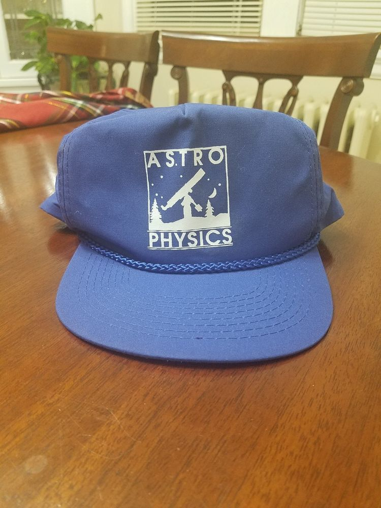 97a5d8337cb Astro Physics Snapback Hat https   t.co oQpL3ZY5VH Comfy