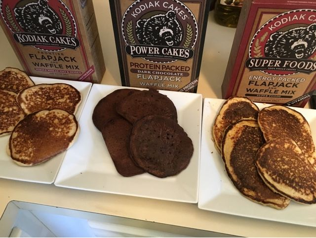 Chocolate Kodiak Cakes Recipe
