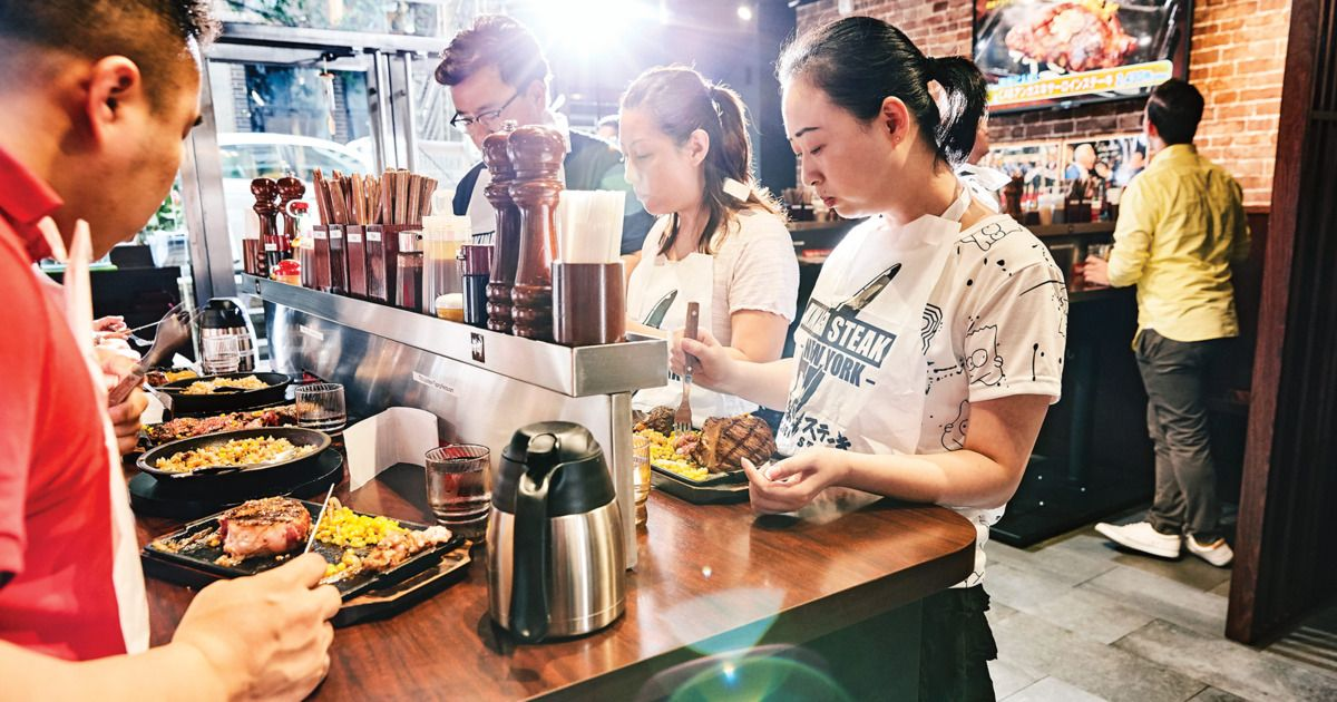 Join 13 People Right Now At Navigating New York S Wave Of Asian Chain Restaurants
