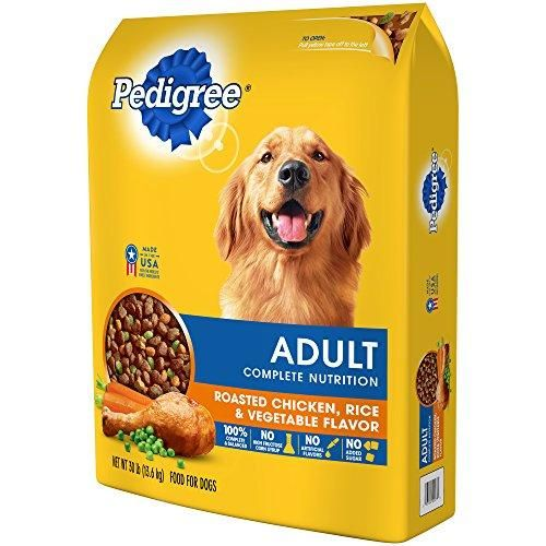 Pedigree Adult Complete Nutrition Roasted Chicken Rice