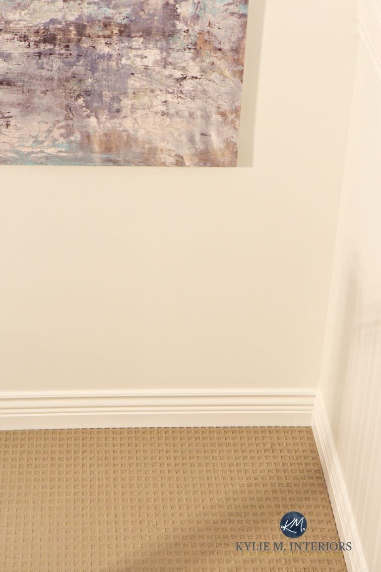 The 3 Best NOT BORING Paint Colours to Brighten Up a Dark Hallway ...