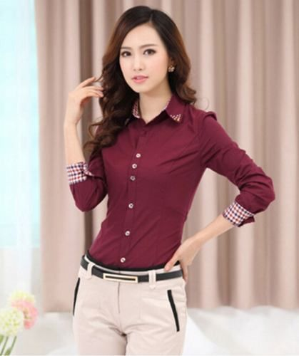 Blusa Dama Mujer Elegante Moda Casual 61 500 Ropa Moda Camisa Para Mujer