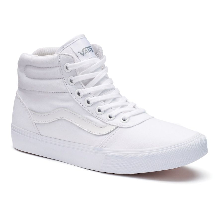 Vans Milton Women's High Top Skate Shoes (With images