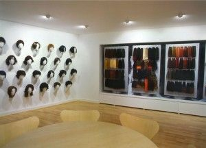 Feme Head Office Wig Display Units Indigo Hair Boutique