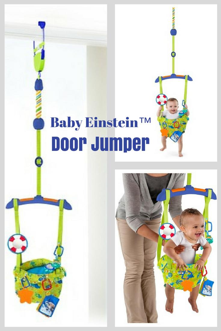 389bbebf7 Baby Einstein Sea   Discover Door Jumper.  jumpingfun  affiliate ...