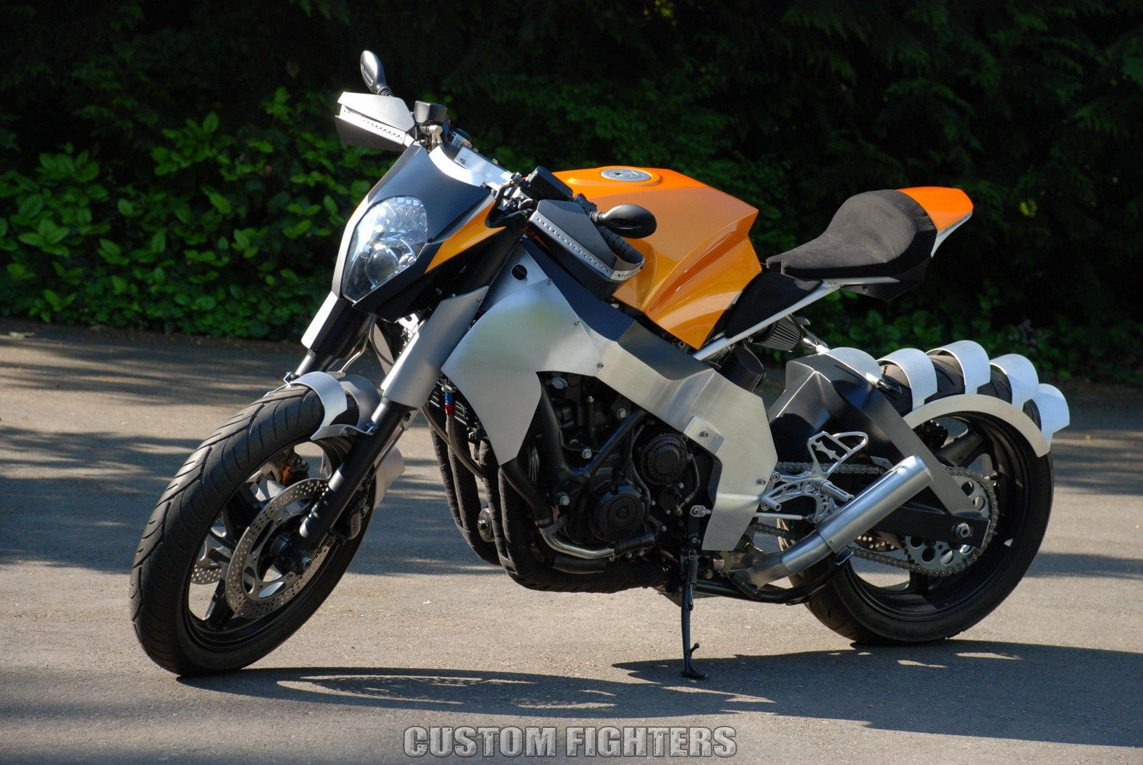 ian mcelroy's 1987 honda cbr 1000f custom streetbike streetfighter