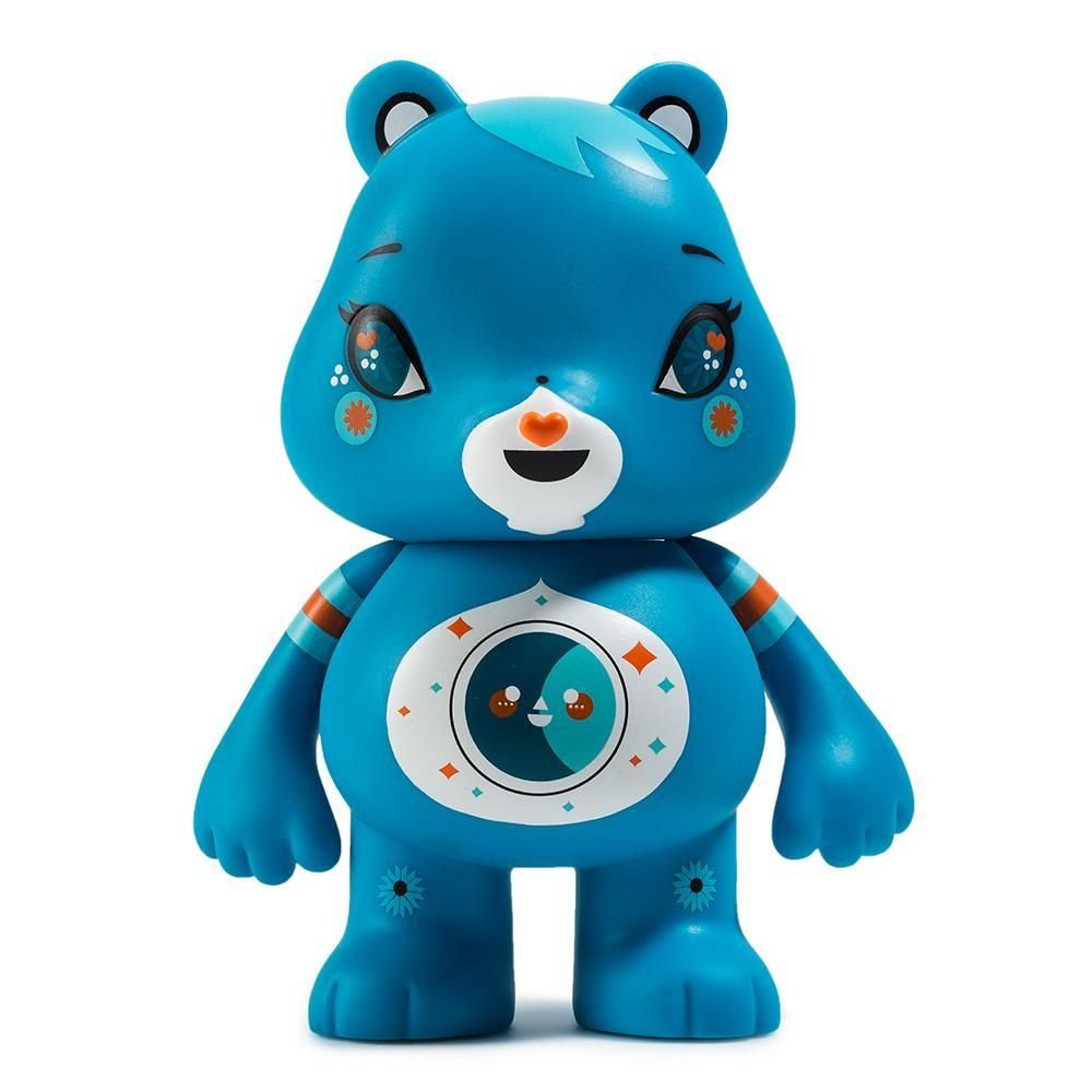 Kidrobot Care Bear Artist Birthday Bear Vinyl Figure By Kathie Olivas