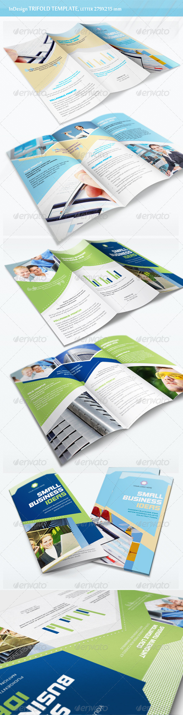 business trifold brochure v7 cleanses absolutely everything and