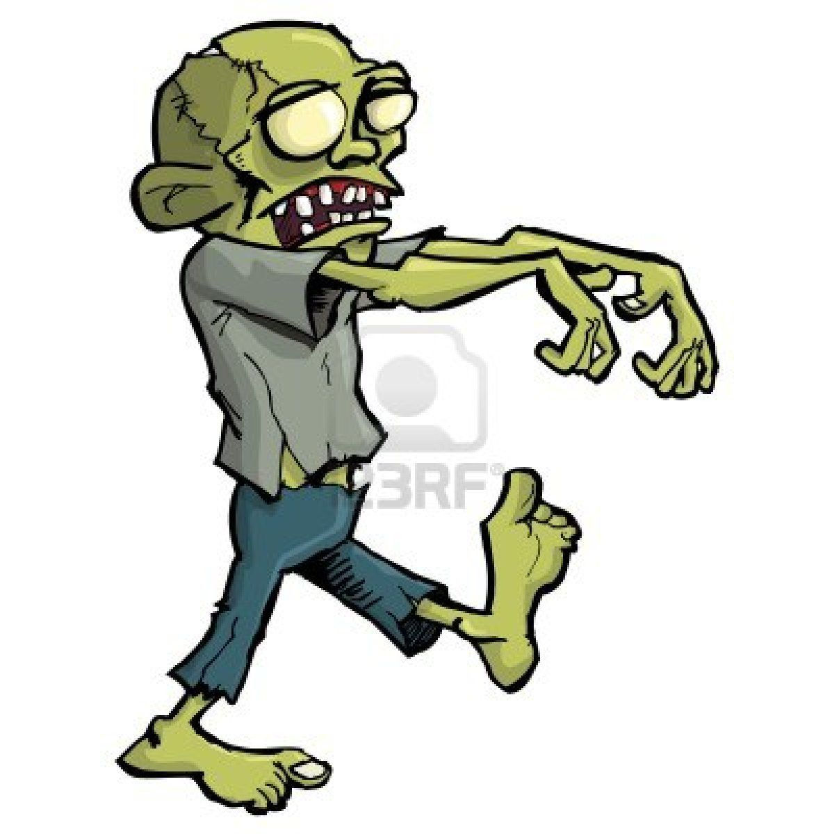 Zombie Cartoon Characters | Rob Ahrns: Pre-Production for ...