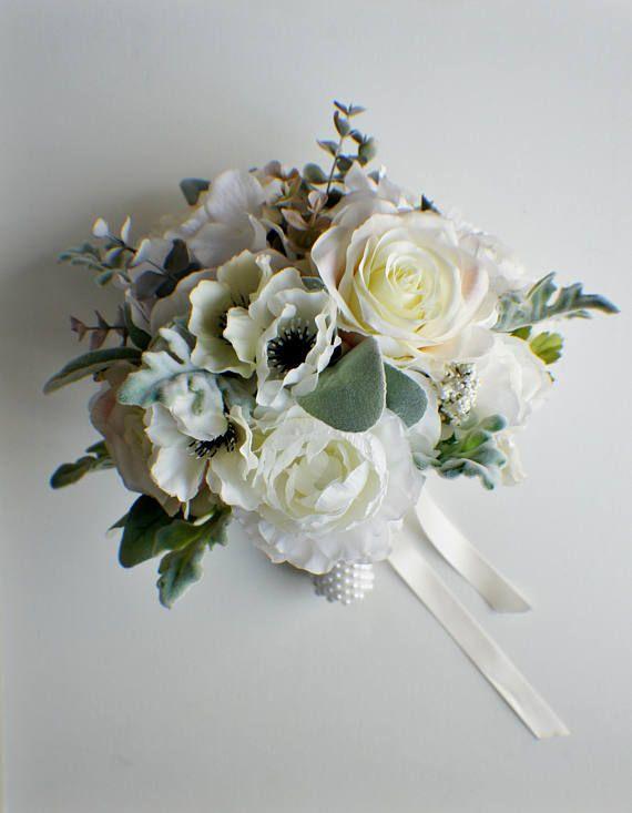Menta Rose bridal bouquet Wedding Flowers by Flower Wild