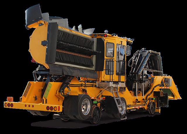 Nordco RBR1000 Heavy equipment, Tractors, Trucks
