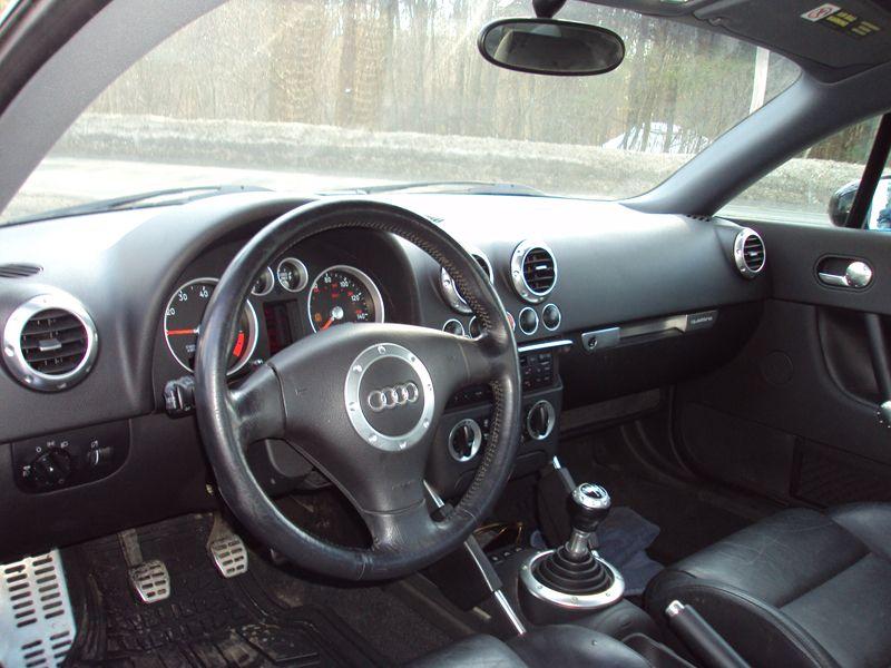 2001 Audi TT Interior | Whips | Audi tt, Audi tt interior, Audi