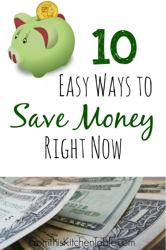 How To Save Money For Middle Class Family